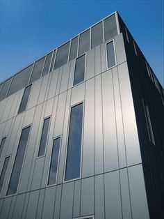 metal panel facade - Google-søk