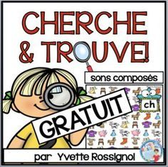 Jeux et activités engageantes pour travailler les sons composés! French Teaching Resources, Teaching French, Teaching Spanish, Grade 1 Reading, French Worksheets, French Education, Back To School Organization, Core French, French Language Learning