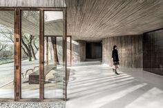 Galería de Santuario budista / ARCHSTUDIO - 1