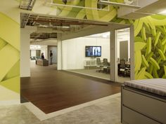 Young & Rubicams San Francisco Offices / IA Interior Architects