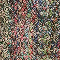 Sophie Digard detail so beautiful! #luccellomelborne #sophiedigard #raffiatotebag Beautiful Crochet, Melbourne, Knit Crochet, Pattern, Macrame, Goodies, Instagram, Artists, Queen