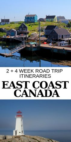 An East Coast Canada road trip is all about fresh lobster colourful fishing villages swathes of sandy beach majestic ocean panoramas. East Coast Travel, East Coast Road Trip, Alberta Canada, Canada Canada, Visit Canada, Ottawa, Quebec, Newfoundland Island, Montreal