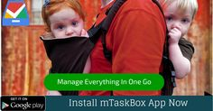 Now manage all your to-do's and tasks on the go with mTaskbox application.  Let the tasks be on the toes while you relax