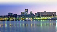 Night in Savannah