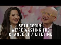 Seth Godin explains why you should stop waiting for the right moment & start something now, why he doesn't believe in your 'calling', & so much more.