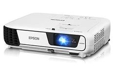 Epson SVGA Projector 3200 Lumens Color Brightness (Certified Refurbished) Works with the latest laptops and media players Phone Projector, Best Projector, Portable Projector, Crochet Bedspread Pattern, Outdoor Projector, Projector Reviews, Projectors For Sale, Media Room Design, Latest Laptop