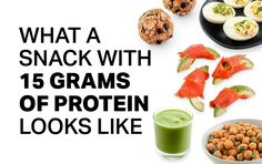 Pack your snack full of protein with this handy guide.