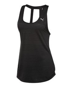 Love this Black Gym Loose Tank on #zulily! #zulilyfinds