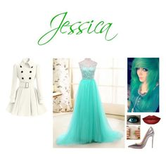 """""""My besties prom 2-4"""" by hayleybvb on Polyvore featuring Christian Louboutin"""
