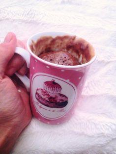 La meilleure recettes de la Mug Cake au Nutella | SWAG DAY