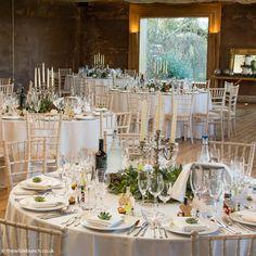 Wedding Designs, Wedding Styles, Elmore Court, Florists, Bristol, Wedding Flowers, Table Settings, Architecture, Winter