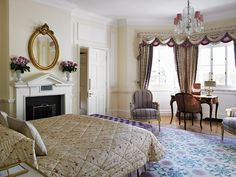 The Ritz Hotel London - The Prince of Wales Suite