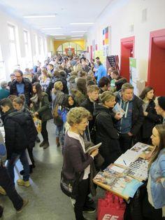 JuBi Düsseldorf: 31. Januar 2015, Luisen-Gymnasium