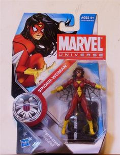 Marvel Universe Spider Woman Series 3 Action Figure Avengers Marvel Legends MIP | eBay