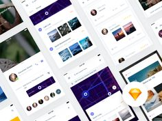A travel concept project of mobile app. by Jadon7