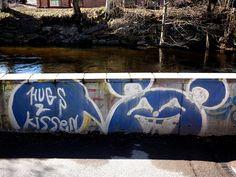 Vøyenbrua Oslo, Norway, Graffiti, My Photos, Street Art, Illustration, Bags, Handbags, Illustrations