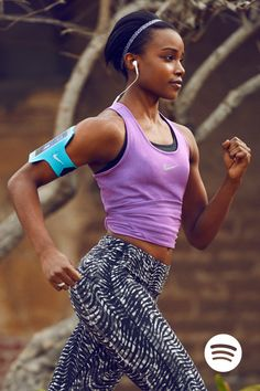 If you've taken up running this January, you're probably wondering how to run faster. The transition from a gentle jog around the park to a full-on running pace can seem daunting, but. Fitness Tips, Fitness Motivation, Fitness Gear, Running Motivation, Health Fitness, Nike Outfits, Fitness Outfits, Workout Outfits, Sporty Outfits
