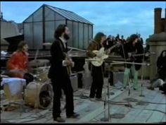 The Beatles Get Back (Rooftop)