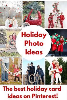 12 Holiday Photo Ideas