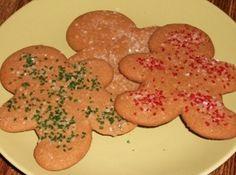 Gingerbread Cookies | G-Free Foodie #GlutenFree