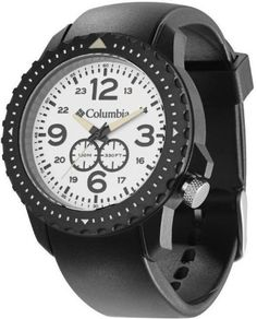 Men's Wrist Watches - Columbia Unisex CA008060 Urbaneer Black Analog Sports Watch * For more information, visit image link.