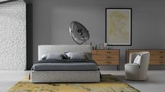 J&M Furniture Ipanema Premium Platform Storage Bed Storage Bed Queen, Bed Storage, Liberty Furniture, Types Of Beds, King Headboard, Grey Bedding, Upholstered Beds, Queen Beds, King Beds