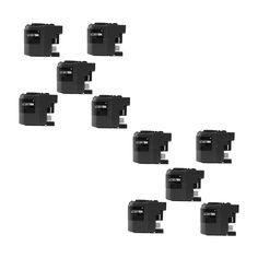 N 10 PK LC209 BK XXL Compatible Ink Cartridge For Brother MFC-J5320DW MFC-J5620DW