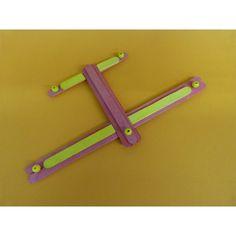 Basteln mit Holzstäbchen