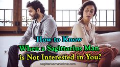 How to Know When a Sagittarius Man is Not Interested in You? Sagittarius Man In Love, Feeling Insecure, Saying Sorry, Love Again, Independent Women, Love And Respect, Loving Someone, Jealousy, This Man