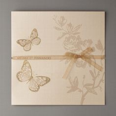 """Einladungskarte zur Goldenen Hochzeit """"Renate"""" #Einladung #GoldeneHochzeit #Gold"""