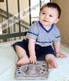 My son - 11 months old