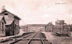 Howden le Wear/Beechburn Station, near Bridge Street.