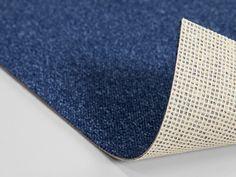 Model mocheta albastra trafic birou cu fir buclat ignifugata  Mocheta albastra trafic birou cu fir buclat ignifugata cu grosime totala de 6 mm, de la Balta ITC Belgia. Latimea rolei este de 4 m dar la comanda poate fi fabricata si pe 5 m. Poliamida Imprel PA6, din care este fabricata mocheta albastra este relativ densa, aceasta avand o greutate totatla de 1800 gr / metru patrat.
