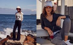 East Coasting - Women's Spring 2016 Preview (Abercrombie & Fitch)