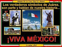 Los Simbolos de Juarez.