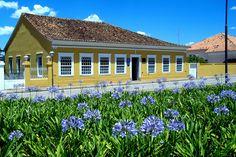 Museu Casa Coronel Joaquim Lacerda - Lapa, Paraná