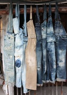 lumbersexual suiting, workwear overalls by Forager Co.// menswear style + fashion