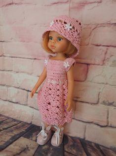 Doll Clothes, Crochet Hats, Dolls, Fashion, Knitting Hats, Baby Dolls, Moda, Baby Doll Clothes, La Mode