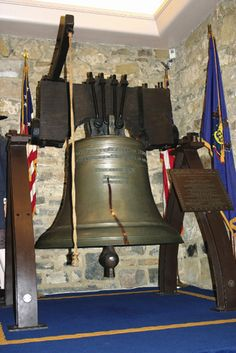 Explore the History and Significance of the Liberty Bell..Hidden in Zion Church in Allentown, Pa