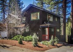 This home is called Paul's South Shore Escape, but you won't want to escape the comforts within this Tahoe Island neighborhood house close to bike trails and ski areas.