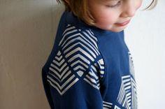 triangle sleeve