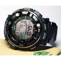 Buy Casio Pro-trek Watch Multiband Tripple Sensor in Kuala Lumpur,Malaysia. Introducing the new Pro Trek a high performance tool developed under the supervision of meteorologists to take on challenging environments. Casio, Compass, Trek, Challenges, Layout, Outdoors, Touch, Models, Templates