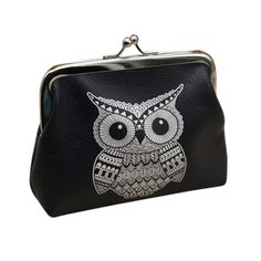 2016 Hot On Sale Wallets For Womens Owl Elephant Pattern Female Wallet Card Holder Coin Purse China wallet ladies #YLEY