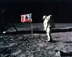 1st moon walk 1969