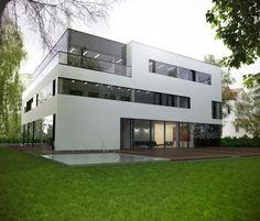 ATI - Architektura Technika Inwestycje-Siedziba Polsko Amerykańskiej Fundacji Wolności w Warszawie. Projekt wykonawczy