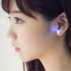 LED Earrings - 9 Pairs