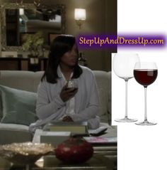 Scandal Fashion - Camille Wine Glass