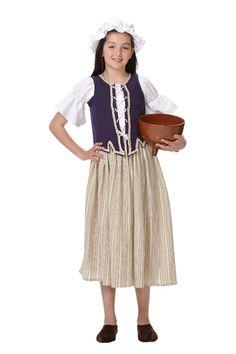 Disfraces Infantiles de medievales