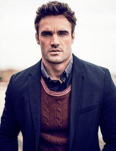 Thom Evans || Select Model Management #menswear