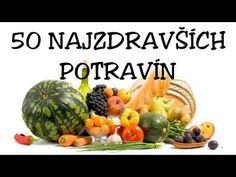 ▶ 50 najzdravších potravín - YouTube